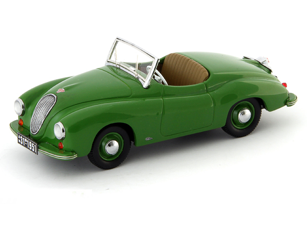 Auto Cult/オートカルト Gutbrod Superior Sport Roadster, green