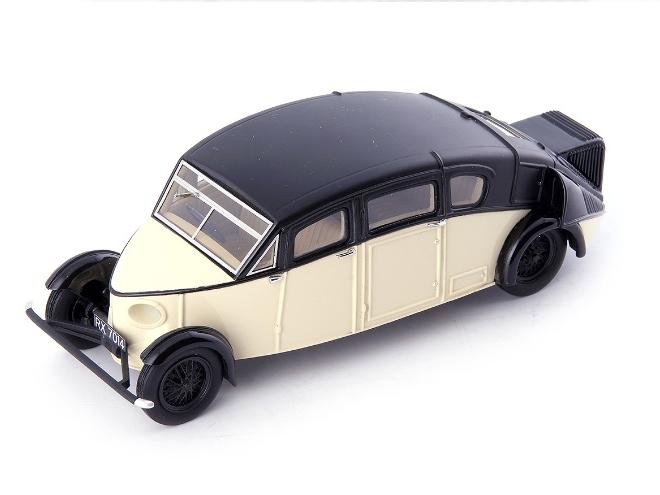Auto Cult/オートカルト バーニー R-100 ストリームライン  1930  ブラック/アイボリー