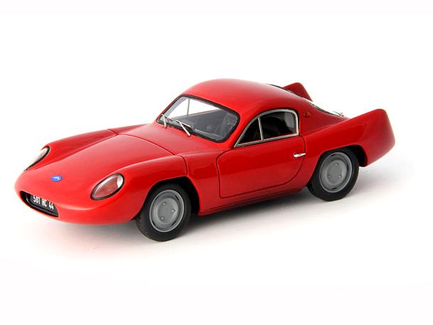 Auto Cult/オートカルト Mismaque Squal 1960 フランス  レッド