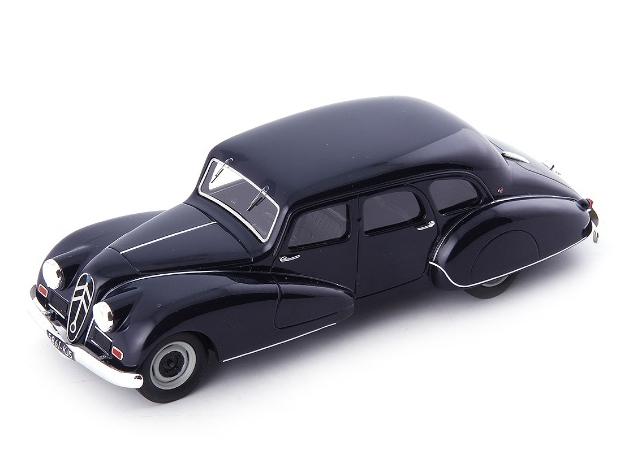 Auto Cult/オートカルト シトロエン 15CV  6  Antem  1948  ダークブルー