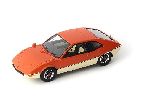 Auto Cult/オートカルト Porsche 914 Heuliez Murene 1970年 フランス orange