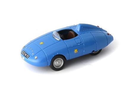 Auto Cult/オートカルト VELAM Isetta Voiture de Record 1957年 フランス hellblau