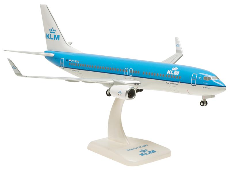 HoganWings/ホーガンウイングス B737-800 KLMオランダ航空 ランディングギア & スタント