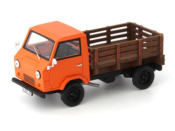 Auto Cult/オートカルト VW EA489 Basistransporter オレンジ