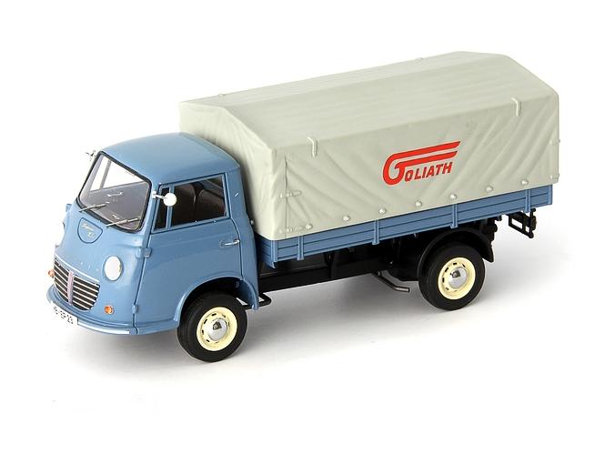 Auto Cult/オートカルト ゴリアテ エクスプレス 1100フラットベット トラック 1957ブルー/ライトグレー