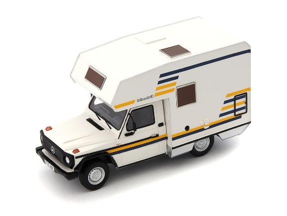 Auto Cult/オートカルト メルセデスベンツ G-model bimobil Husky 1984