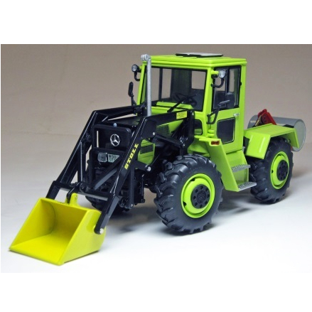 Weise-Toys/ワイズトイズ MB-trac 900? (W440) フロントローダー&リアウェイト付