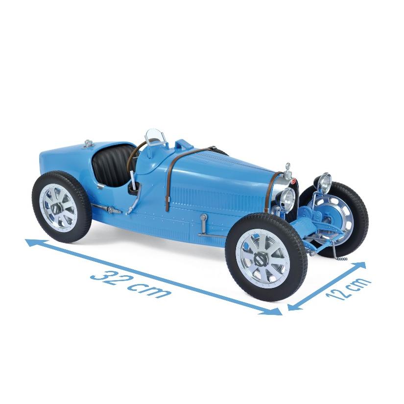 NOREV/ノレブ ブガッティ T35 1925 ブルー