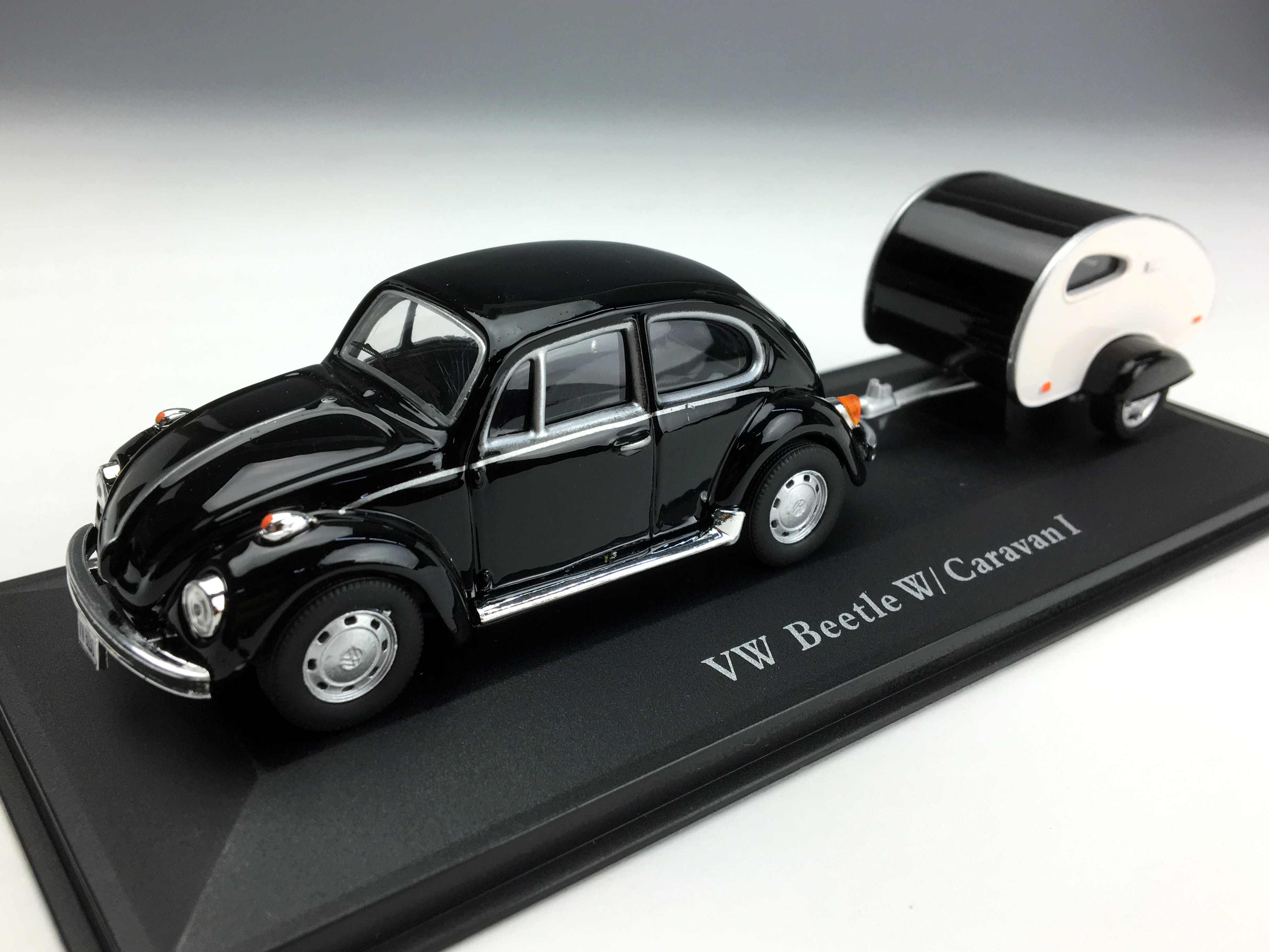 Cararama/カララマ VW ビートル キャンピングカー付 ブラック