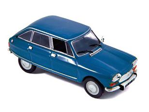 NOREV/ノレブ シトロエン アミ 8 1969年 - Danube Blue