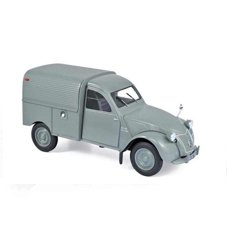 NOREV/ノレブ シトロエン 2CV バン 1957 グレー