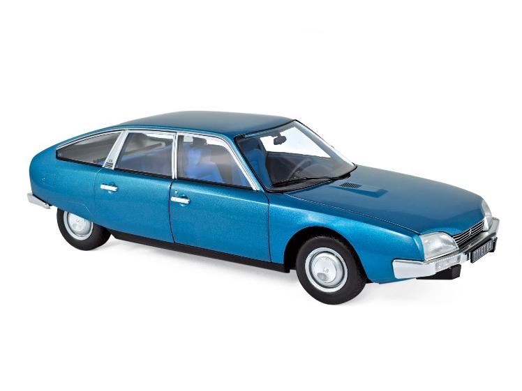 NOREV/ノレブ シトロエン CX 2000 1974 Delta Blue metallic