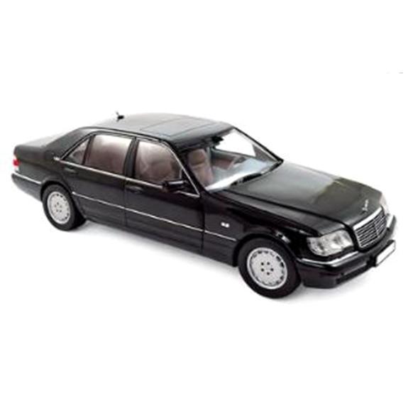NOREV/ノレブ メルセデス・ベンツ S600 1997  ブラック