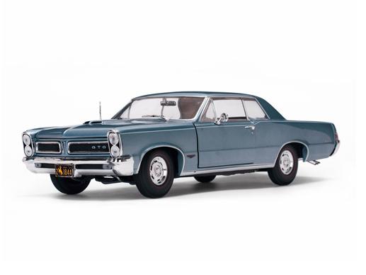 SunStar/サンスター ポンティアック GTO  1965 Bluemist Slate