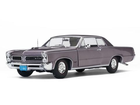 SunStar/サンスター ポンティアック GTO 1965 アイリスミスト