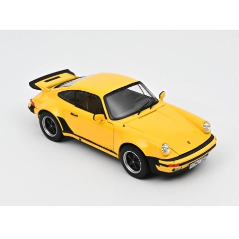 NOREV/ノレブ ポルシェ 911 ターボ 3.0 1976  イエロー
