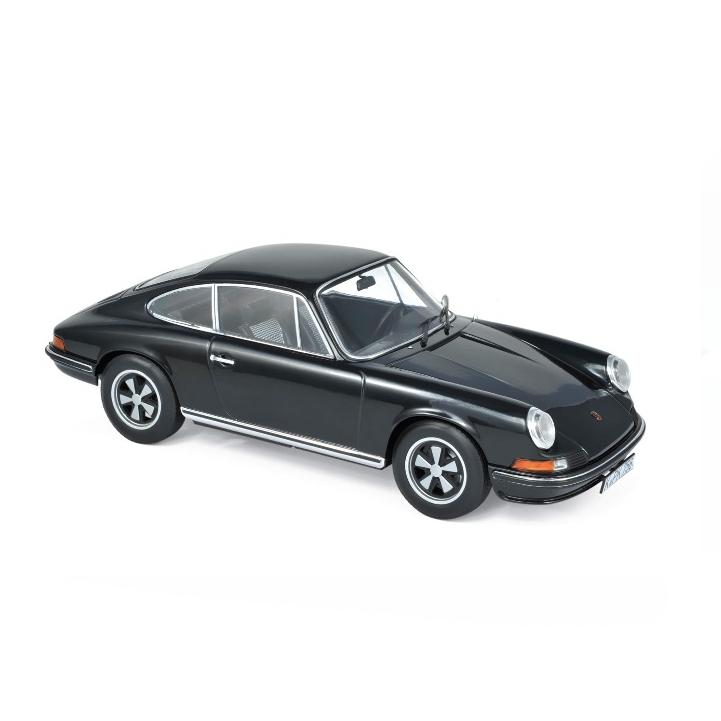NOREV/ノレブ ポルシェ 911 S 1973 ブラック