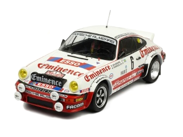 ixo/イクソ ポルシェ 911 SC Rallye WM 1982年ラリー・モンテカルロ