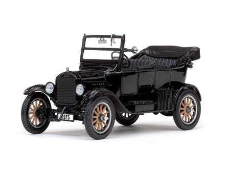 SunStar/サンスター フォード モデルT ツーリング 1925 オープン ブラック