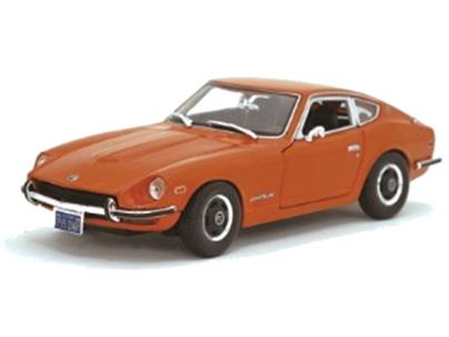 MAISTO/マイスト スペシャルエディション 1970 ダッドサン 240Z オレンジ