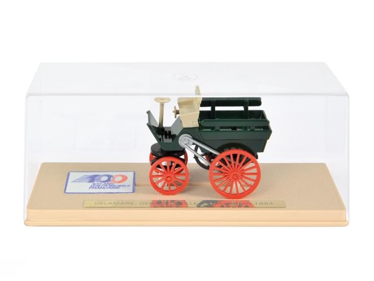 NOREV/ノレブ ドラマール-ドブットビル&マランディン 1884 - 1e auto francaise a petrole