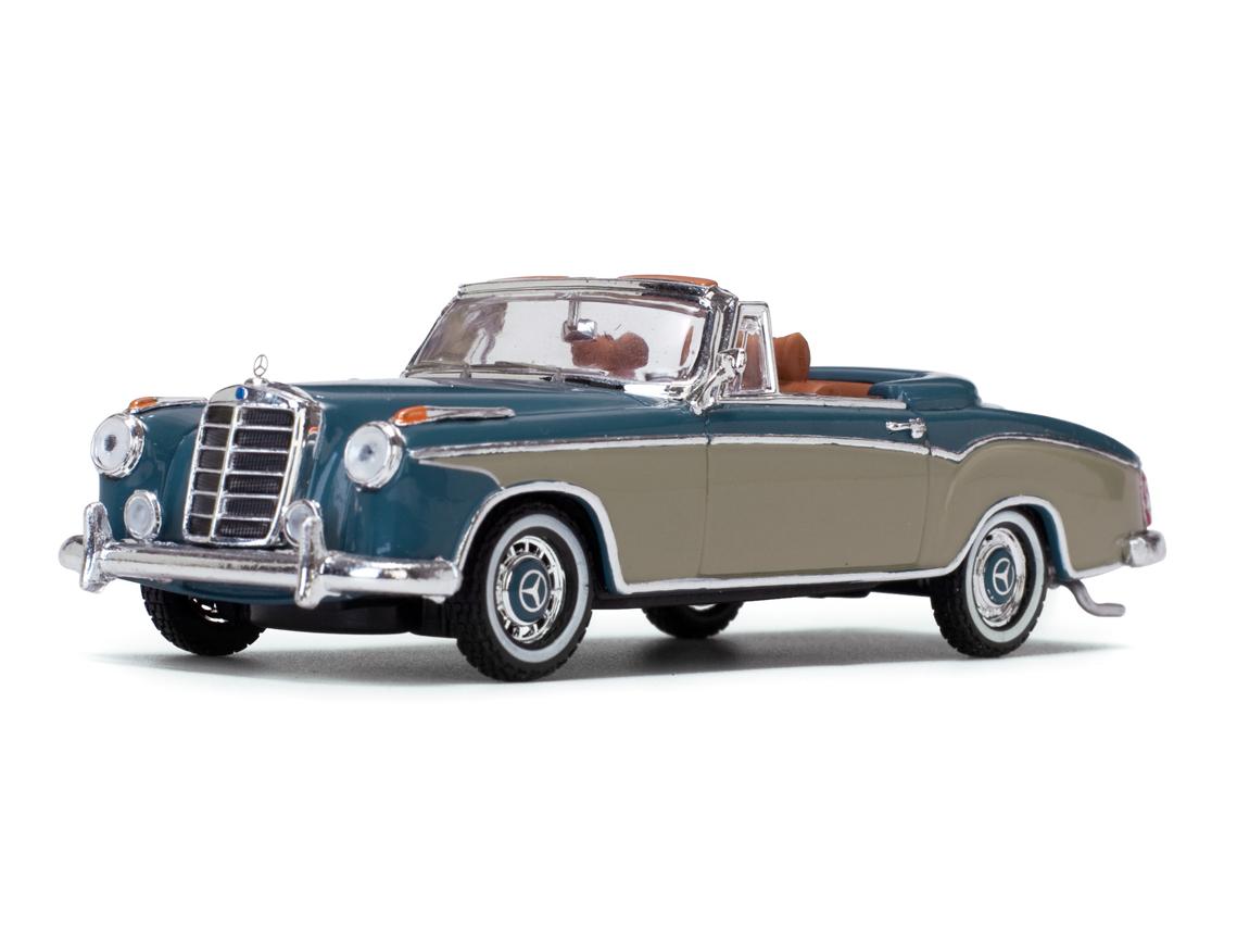 VITESSE/ビテス メルセデス・ベンツ 220 SE  カブリオレ 1958  ライトブルー/クリーム