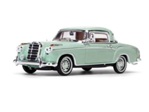 VITESSE/ビテス メルセデス・ベンツ 220 SE クーペ 1958 グリーン