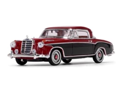 VITESSE/ビテス メルセデス・ベンツ 220 SE クーペ 1958  レッド/ブラック