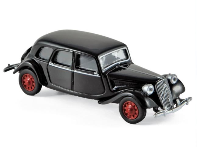 NOREV/ノレブ シトロエン 15-SIX 1939 ブラック