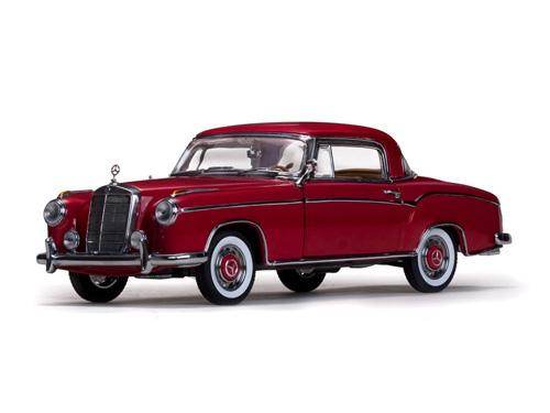 SunStar/サンスター メルセデス・ベンツ 220 SE クーペ 1958 レッド
