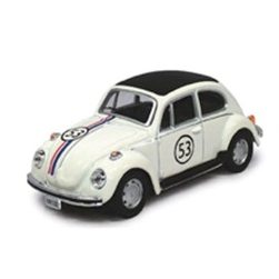 Cararama/カララマ VW  ビートル ハービー  #53