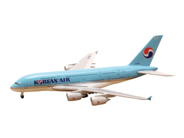 Schuco Aviation A380-800 大韓航空