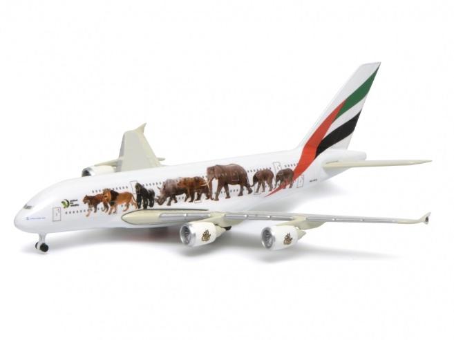 Schuco Aviation エミレーツ A380-800