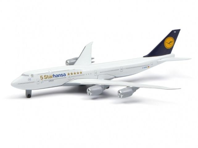 Schuco Aviation ルフトハンザ B-747-8