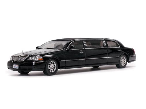 SunStar/サンスター リンカーン リムジン タウンカー 2003 ブラック