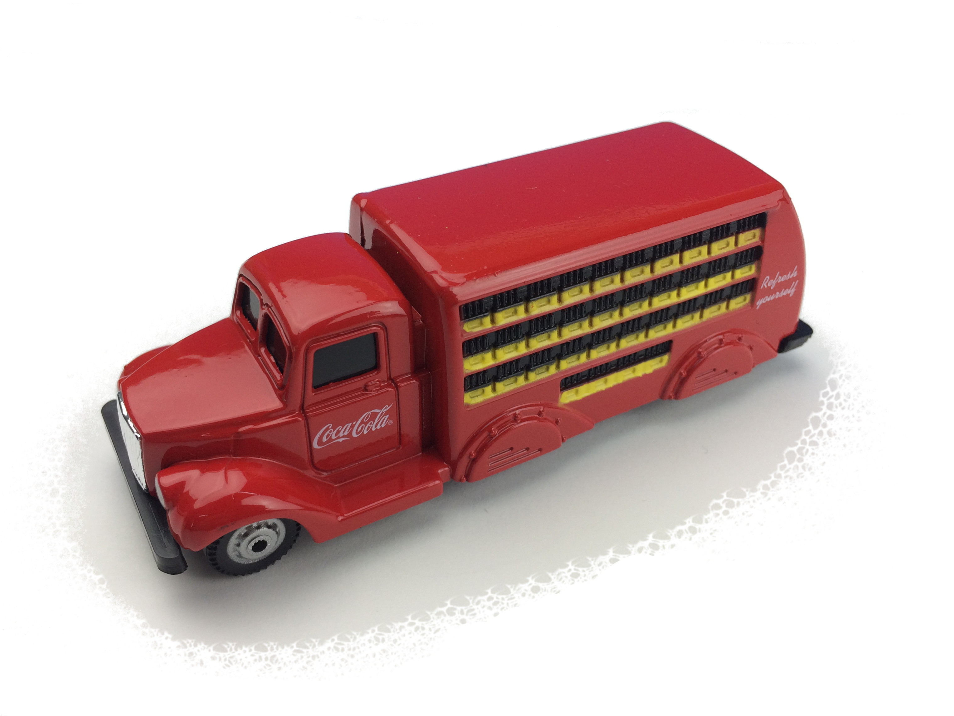 MOTORCITY CLASSICS Coca-Cola  ボトルトラック  1937