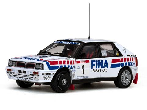 VITESSE/ビテス ランチア・デルタ インテグラーレ 16V 1991年ツール・ド・コルス2位 #1