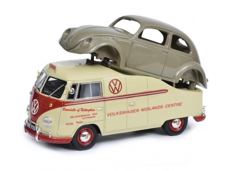 Schuco/シュコー VW T1a Midlands Centre