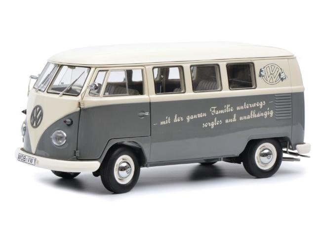 Schuco/シュコー VW T1b スローガン