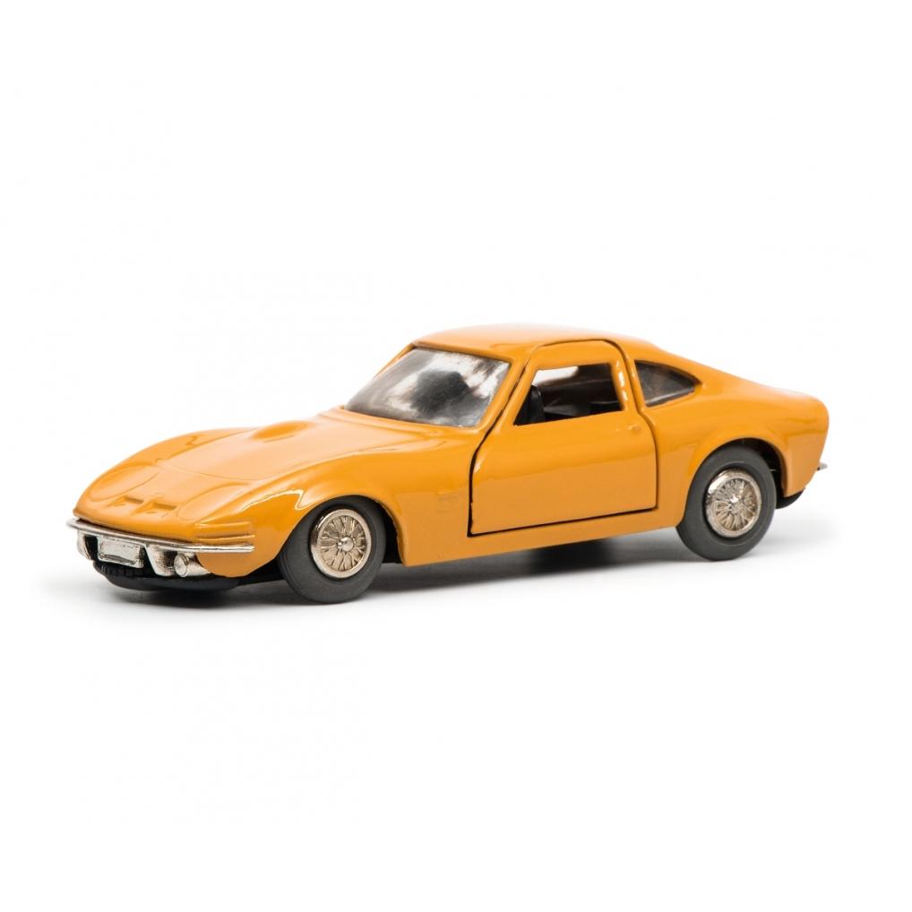 Schuco/シュコー Micro Racer オペル GT オレンジ