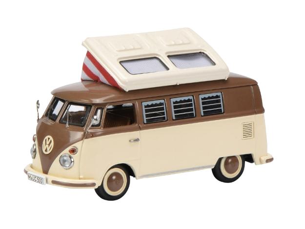 Schuco/シュコー VW T1 バス キャンパー