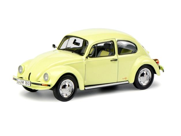 """Schuco/シュコー VW ビートル 1600i """"Summer"""" レモンイエロー"""