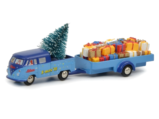 Schuco/シュコー ピッコロ VW T1 クリスマス 2018