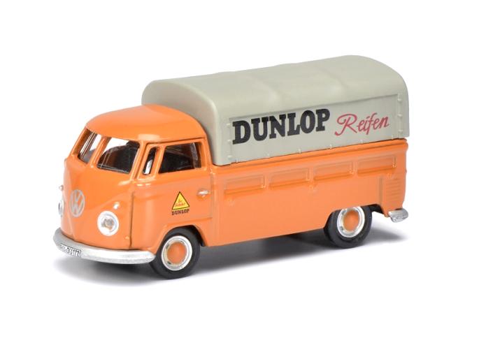 Schuco/シュコー VW T1 ピックアップ Dunlop