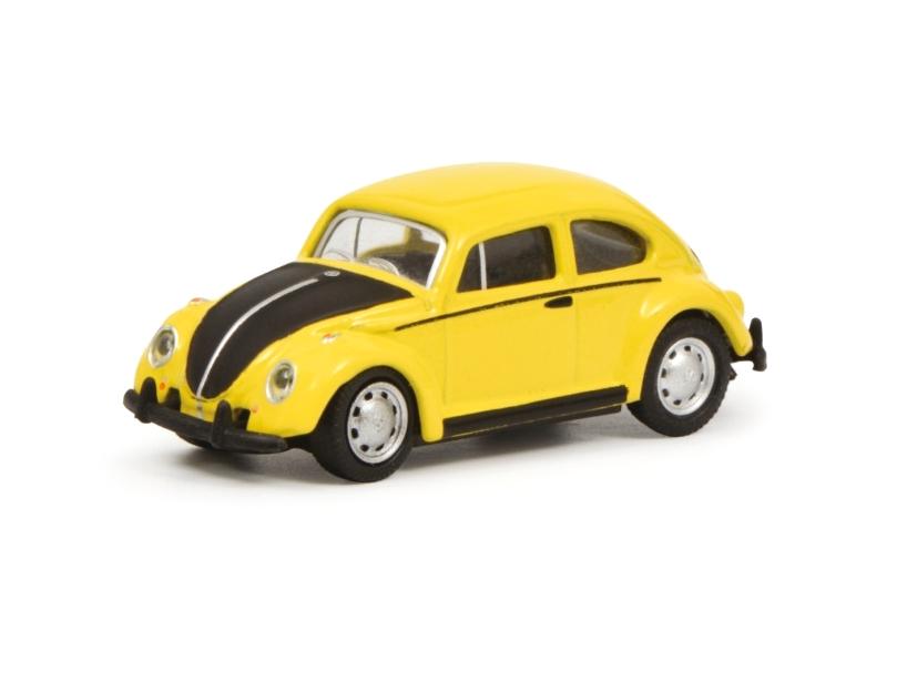 Schuco/シュコー VW ビートル イエロー-ブラック