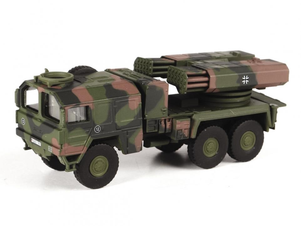 Schuco/シュコー MAN トラック 7t LARS II