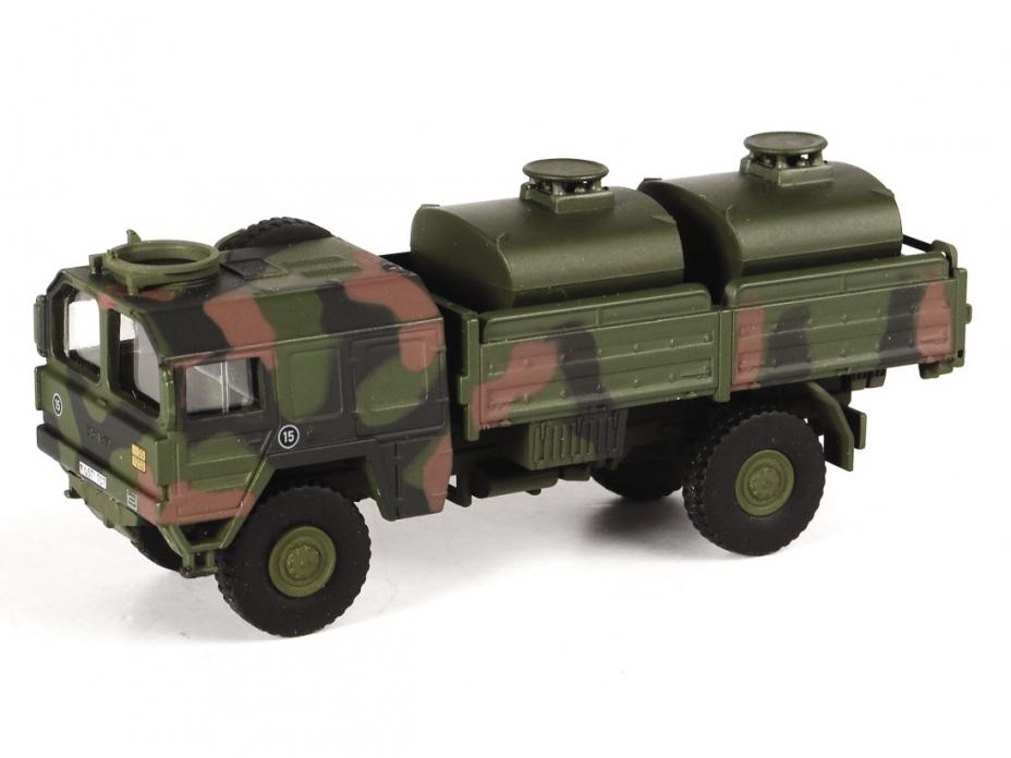 Schuco/シュコー MAN トラック 5t タンク トラック