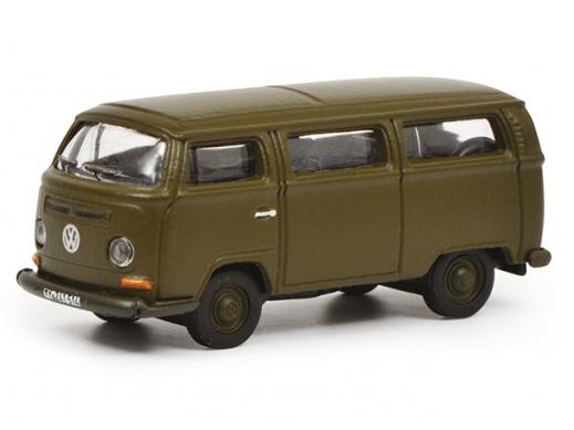 Schuco/シュコー VW T2 バス ドイツ連邦軍