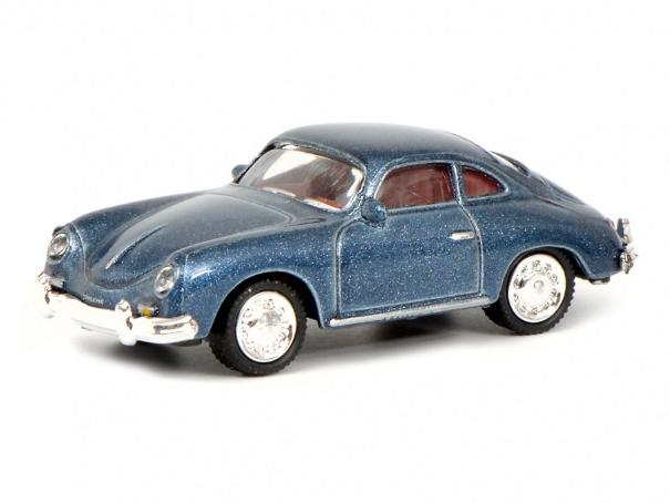 Schuco/シュコー ポルシェ 356 クーペ ブルー