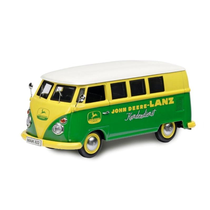 Schuco/シュコー VW T1c バス John-Deere-Lanz
